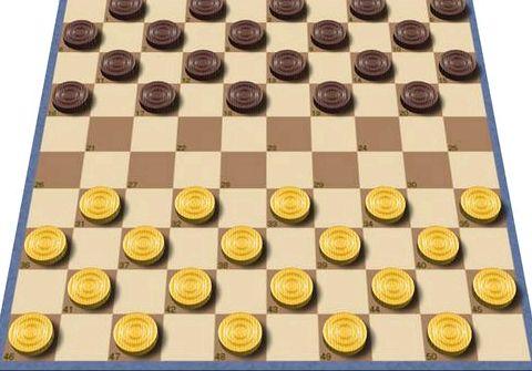 Правила игры в шашки берется ли зафуг эту игру на