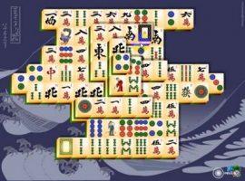 Простой маджонг играть онлайн бесплатно