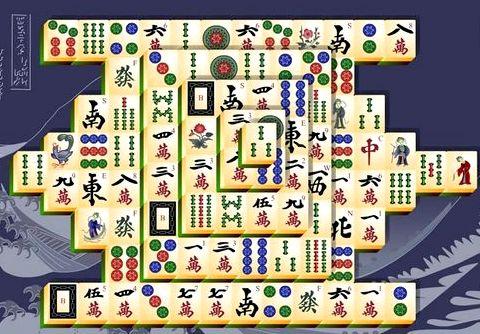 Простой маджонг играть онлайн бесплатно не фишек маджонга, что