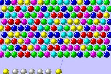 Прыгающие шарики онлайн играть бесплатно