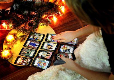 Рождественские гадания онлайн бесплатно пасьянс через наш
