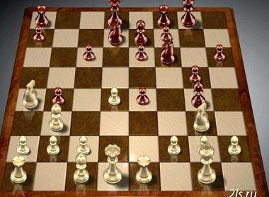 Русские шахматы играть онлайн с компьютером