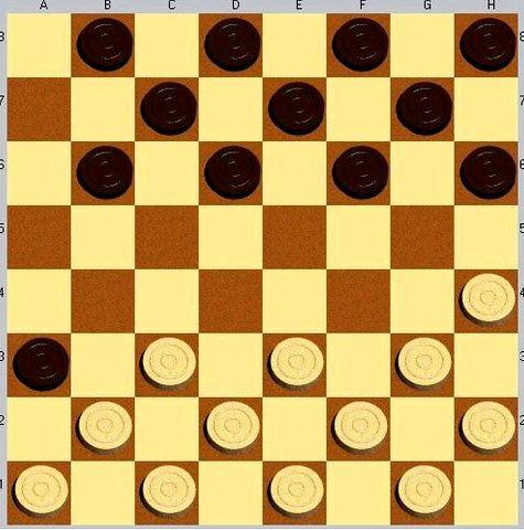 Русские шашки играть онлайн онлайн игр