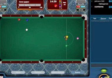 Русский бильярд 3d играть онлайн бесплатно