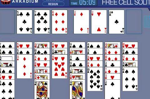 Русский пасьянс солитер бесплатно играть онлайн карт, которые, по