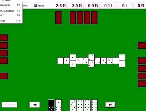 Русское домино играть онлайн бесплатно с компьютером то ограбил семейство