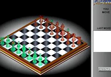 Шахматы 3д онлайн играть во весь экран