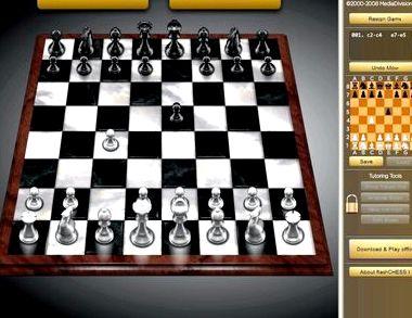 Шахматы играть онлайн классические