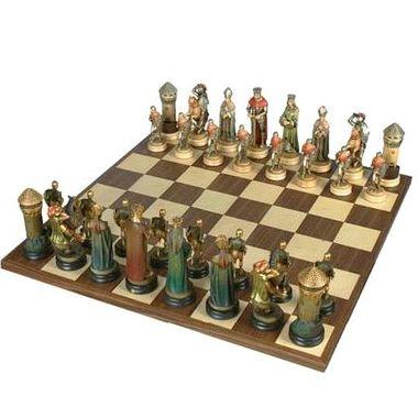 Шахматы играть с игроками со всего мира