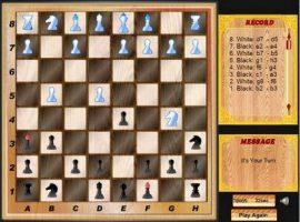 Шахматы играть с самим собой онлайн