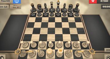 Шахматы с анимацией играть онлайн