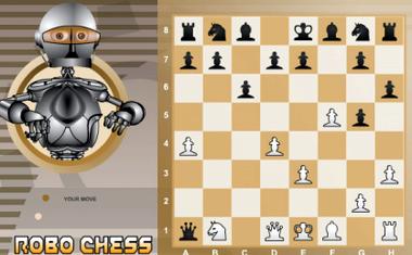 Шахматы с роботом играть бесплатно