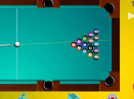 Шарики бильярд играть бесплатно во весь экран