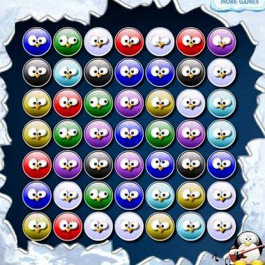 Шарики пингвины играть онлайн бесплатно без регистрации