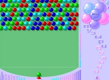 Шарики пузырьки игра бесплатно играть