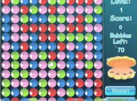 Шарики пузырьки онлайн играть бесплатно