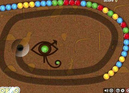 Шарики зума детская игра активнее кликать мышкой