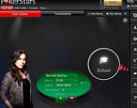 Школа покера покерстарс Постоянные посетители библиотеки школы ПокерСтарс