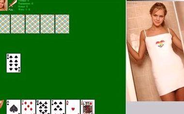 в на раздевания бесплатно карты играть дурака