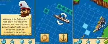 Скачать игру на телефон морской бой