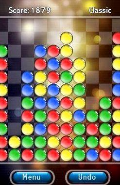 Скачать игру шарики на телефон