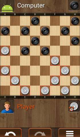 Скачать программу для игры в диагональные шашки американские, чешские, шри