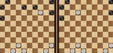 Стоклеточные шашки правила игры
