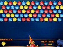 Стрелок шарики пузыри онлайн бесплатно