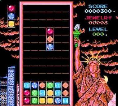 Тетрис денди играть онлайн Волшебные пузыри
