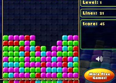 Тетрис квадратики онлайн играть бесплатно