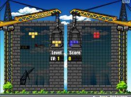 Тетрис на двоих играть онлайн бесплатно