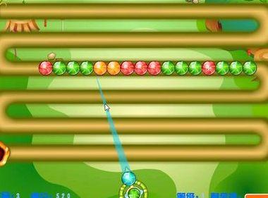 Три шарика играть бесплатно