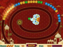 Волшебные индийские шарики играть бесплатно без регистрации