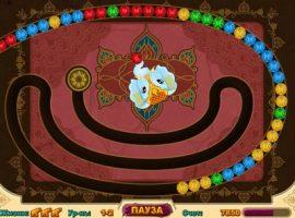 Волшебные индийские шарики играть