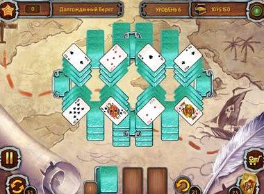 Волшебный пасьянс дуэль играть онлайн бесплатно